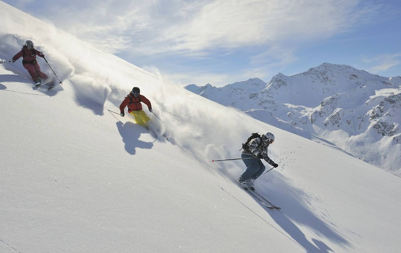 Winterurlaub in Serfaus-Fiss-Ladis